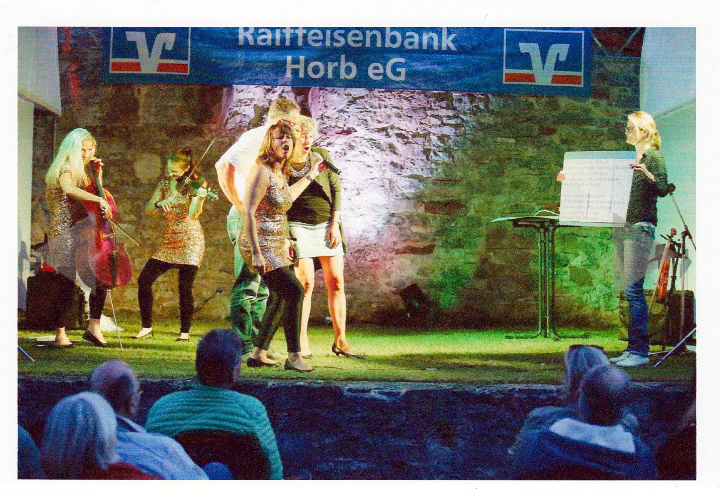 Open Air Konzert