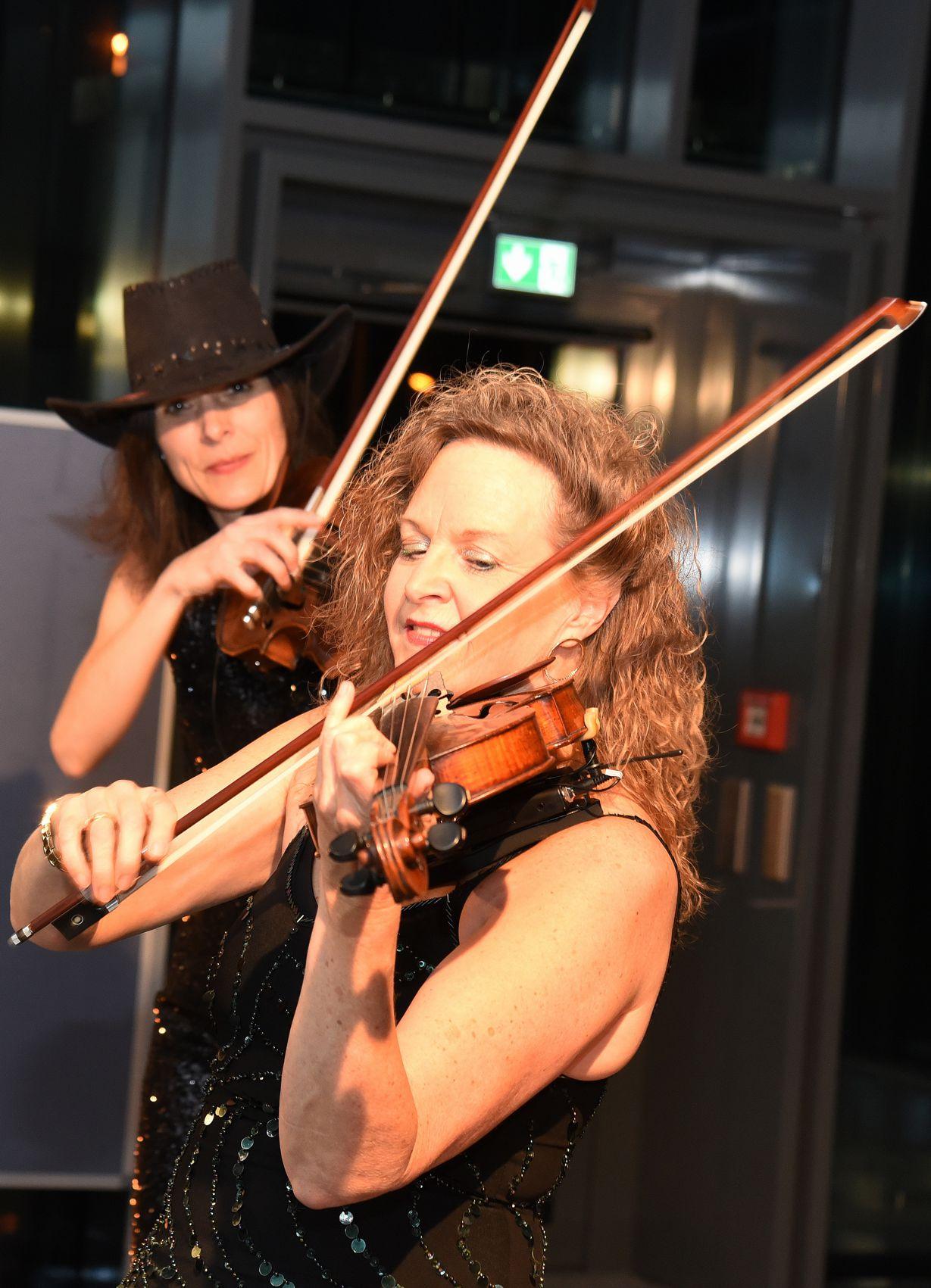 Manon und Astrid