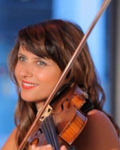 zorana ist violinist bei der jazzband